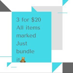 Just Bundle It! 🧸